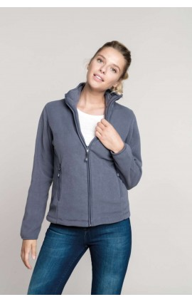 KA907 MAUREEN - LADIES' MICRO FLEECE JACKET