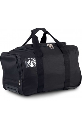 KI0824 TRAVEL BAG WITH BUILT-IN SHELVES