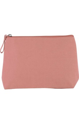 KI0724 TOILETRY BAG IN COTTON CANVAS