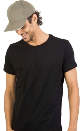 KP011 ORLANDO MENS 6 PANEL CAP