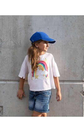 KP042 ORLANDO KIDS - KIDS' 6 PANEL CAP