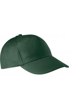 KP116 COTTON CAP - 5 PANELS