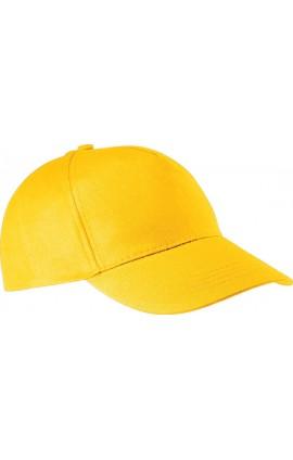 KP116 COTTON CAP - 5 PANELS