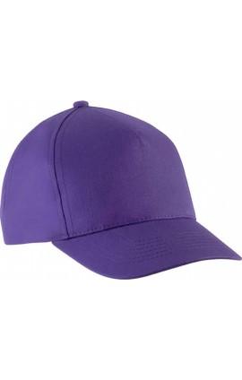 KP149 KIDS' COTTON CAP - 5 PANELS