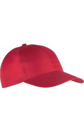 KP156 POLYESTER CAP - 6 PANELS