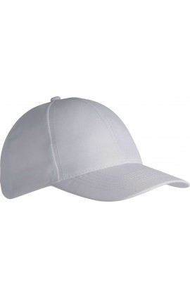 KP156 POLYESTER CAP - 6 PANELS