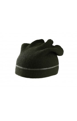 KP511 KNITTED SLOUCH HAT