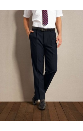 PR520 MEN'S POLYESTER TROUSERS