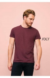 SO00553 REGENT FIT MEN'S ROUND COLLAR CLOSE FITTING T-SHIRT