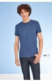 SO00580 IMPERIAL FIT MEN'S ROUND COLLAR CLOSE FITTING T-SHIRT