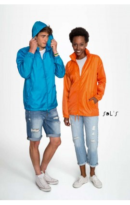 SO01618 SHIFT UNISEX WATERPROOF WINDBREAKER