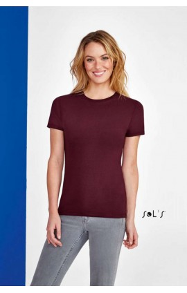 SO01825 REGENT WOMEN ROUND-NECK T-SHIRT