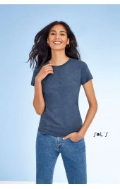 SO02080 IMPERIAL FIT WOMEN - ROUND NECK FITTED T-SHIRT