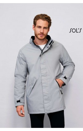 SO02109 ROBYN - UNISEX JACKET WITH PADDED LINING