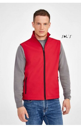 SO02887 RACE BW MEN - SOFTSHELL BODYWARMER