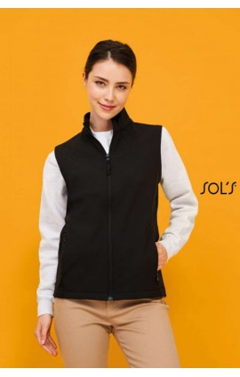 SO02888 RACE BW WOMEN - SOFTSHELL BODYWARMER