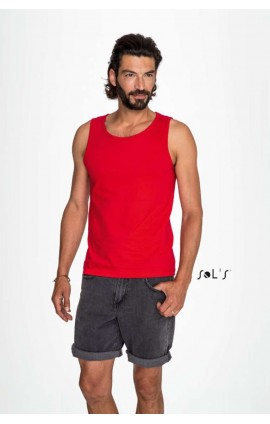 SO11465 JUSTIN MEN'S TANK TOP