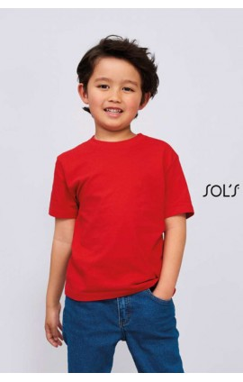 SO11770 IMPERIAL KIDS ROUND COLLAR T-SHIRT