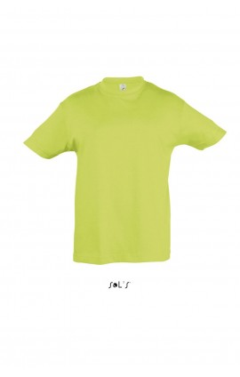 SO11970 REGENT KIDS ROUND COLLAR T-SHIRT