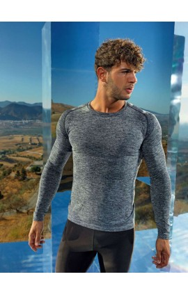 TR200 SEAMLESS '3D FIT' MULTI-SPORT PERFORMANCE LONG SLEEVE TOP